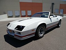 1983 Chevrolet Camaro Coupe for sale 100989866