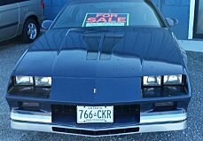 1983 Chevrolet Camaro Coupe for sale 100993421