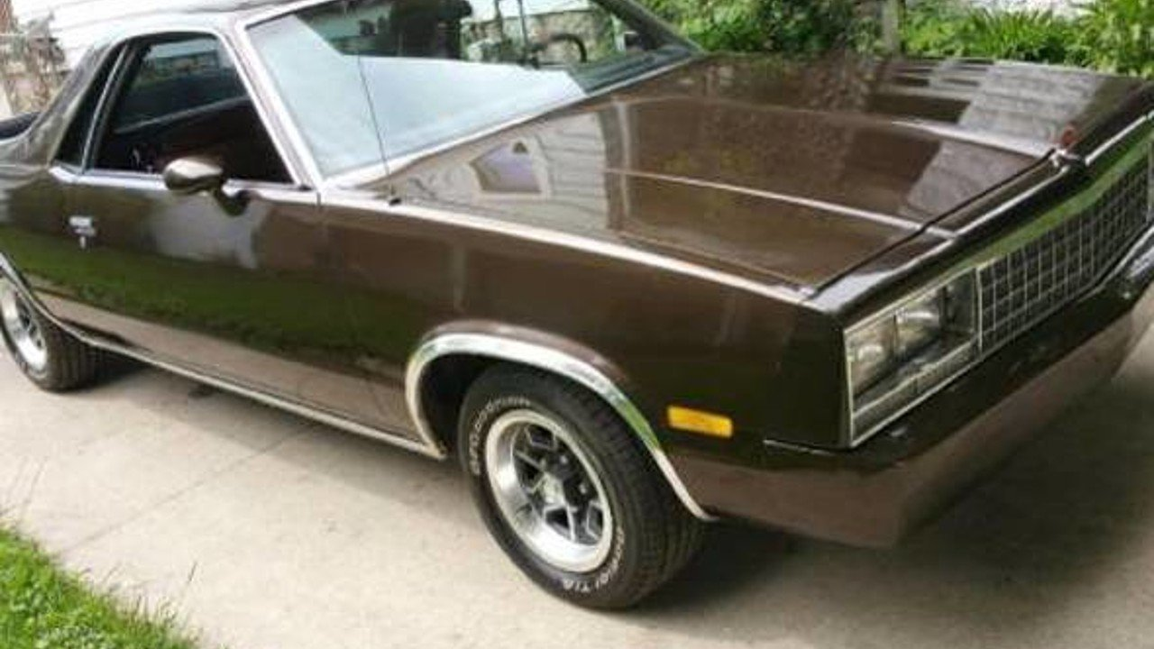 1983 Chevrolet El Camino for sale 100791612