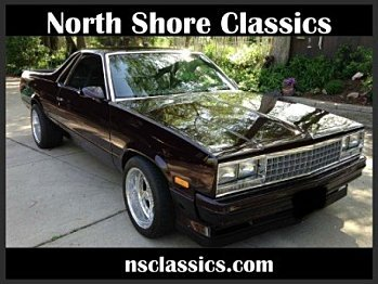 1983 Chevrolet El Camino for sale 100800094