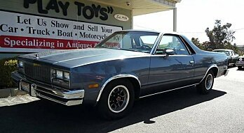 1983 Chevrolet El Camino V8 for sale 100888747