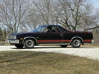 1983 Chevrolet El Camino V8 for sale 100969552
