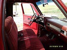1983 Chevrolet Silverado and other C/K1500 2WD Regular Cab for sale 100814384
