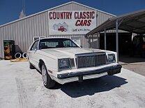 1983 Chrysler Cordoba for sale 100756659