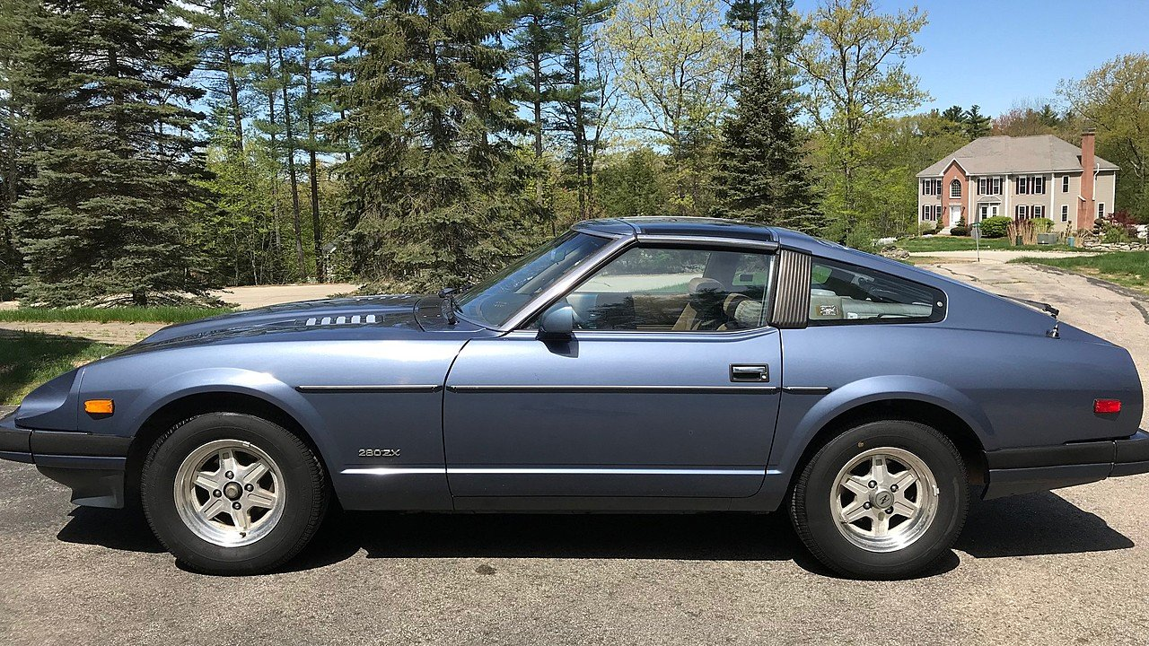 1983 Datsun 280ZX for sale near Derry, New Hampshire 03038 ...