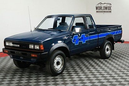 1983 Datsun 720 4x4 King Cab for sale 100954779