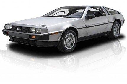 1983 DeLorean DMC-12 for sale 100786611