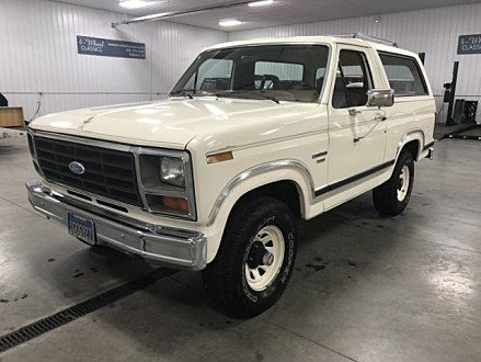 1983 Ford Bronco for sale 100977661