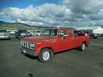 1983 Ford F150 2WD SuperCab for sale 100741841