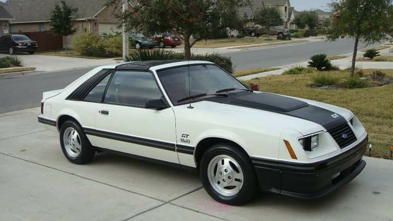 1983 Ford Mustang Hatchback for sale 100885288