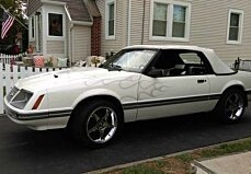 1983 Ford Mustang Convertible for sale 100912697