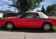 1983 Ford Mustang Convertible for sale 100988862