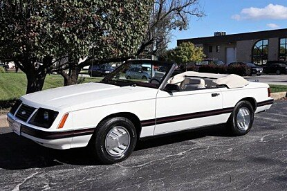 1983 Ford Mustang Convertible for sale 101028112