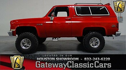 1983 GMC Jimmy 4WD for sale 100920561