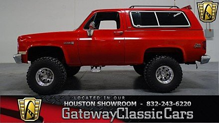 1983 GMC Jimmy 4WD for sale 100949473