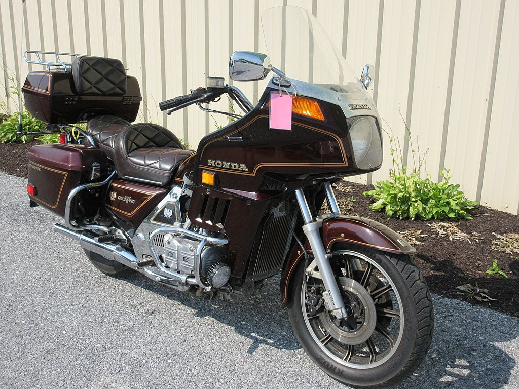 1983 Honda Shadow Motorcycle Gold Wing For Sale Near Myerstown Pennsylvania 17067