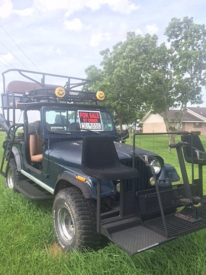 1983 Jeep CJ-7 for sale 100728912