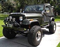 1983 Jeep CJ 7 for sale 101032766