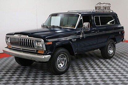 1983 Jeep Cherokee 4WD 2-Door for sale 100898261