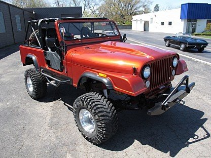 1983 Jeep Scrambler for sale 100759563