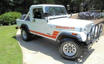 1983 Jeep Scrambler for sale 100973962