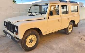 1983 Land Rover Other Land Rover Models for sale 100872380