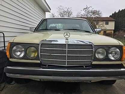 1983 Mercedes-Benz 300CD for sale 100860822