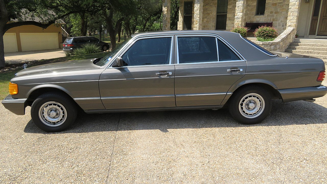 1983 Mercedes-Benz 300SD for sale 101009134