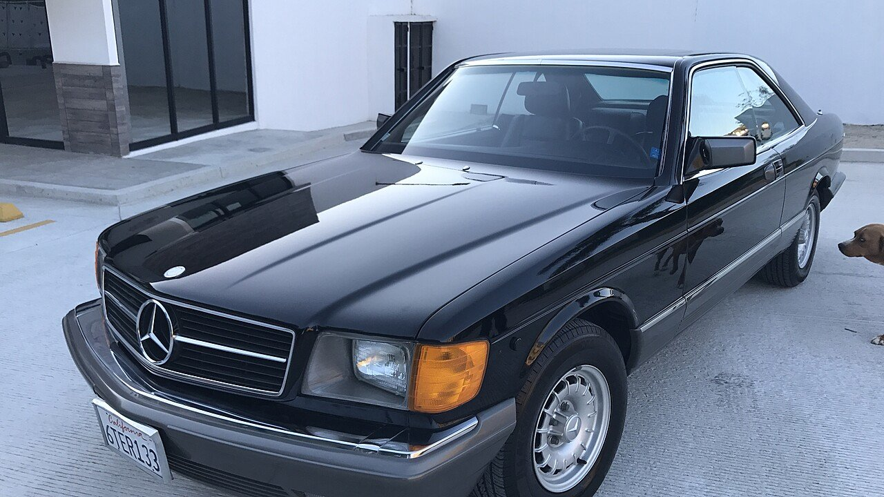 1983 Mercedes-Benz 380SEC for sale 100883250