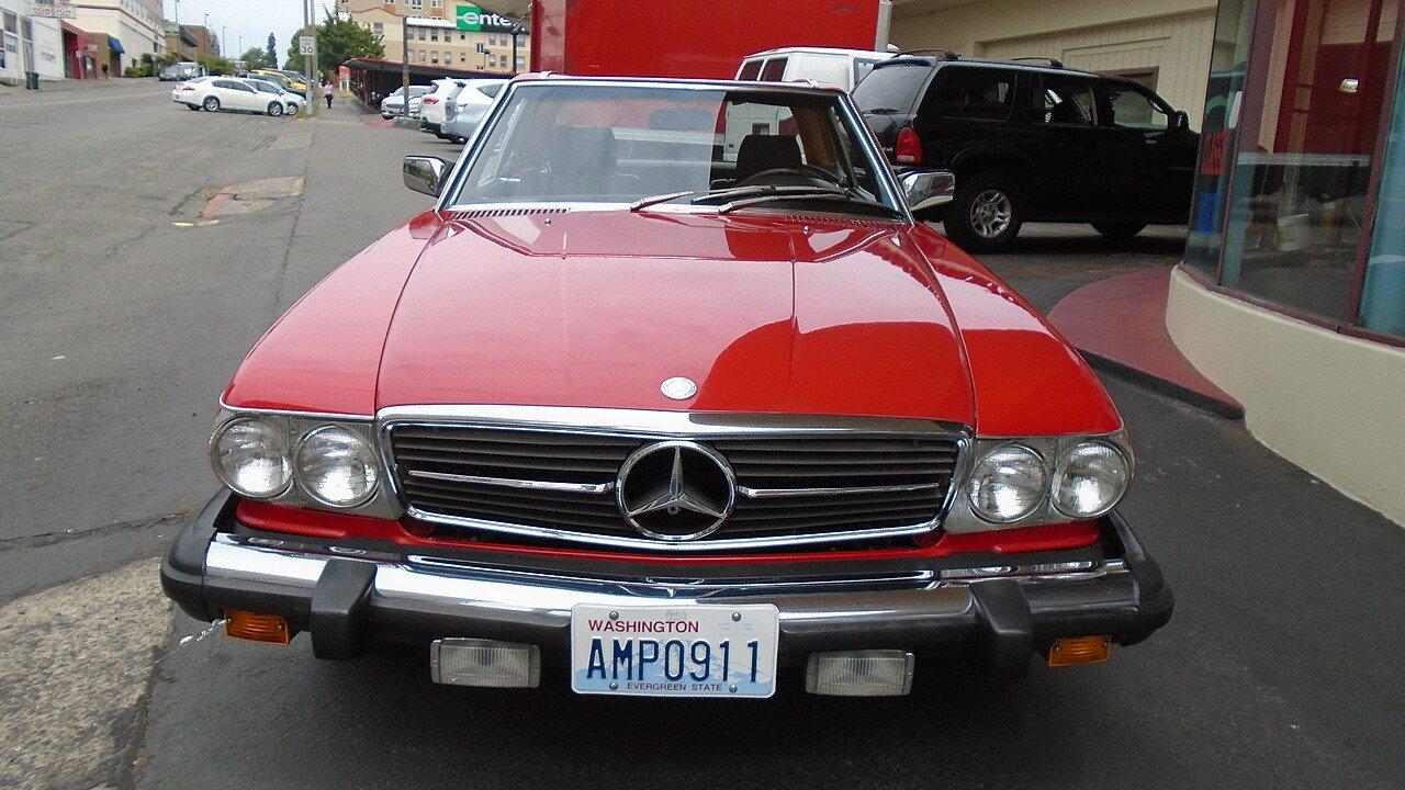 1983 Mercedes-Benz 380SEL for sale near Tacoma, Washington ...