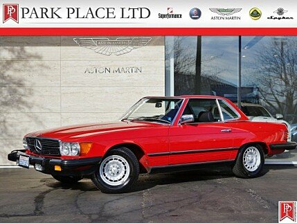 Classic import cars for sale classics on autotrader for Park place motors bellevue