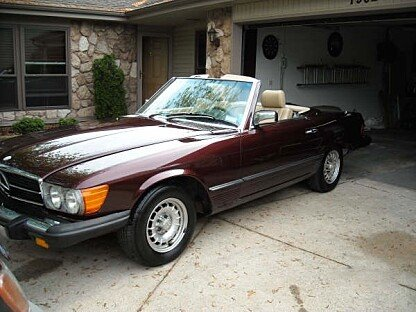 1983 Mercedes-Benz 380SL for sale 100771356
