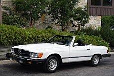 1983 Mercedes-Benz 380SL for sale 100773231