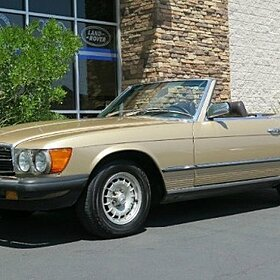 1983 Mercedes-Benz 380SL for sale 100778132
