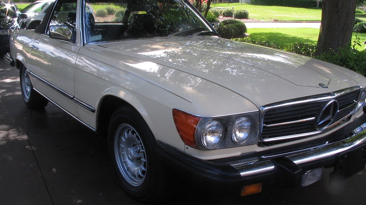 1983 Mercedes-Benz 380SL for sale 100886135