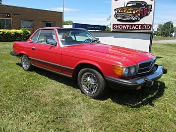 1983 Mercedes-Benz 380SL for sale 100900993