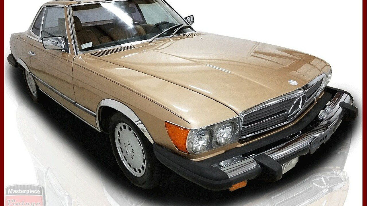 1983 Mercedes-Benz 380SL for sale 100924483