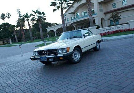 1983 Mercedes-Benz 380SL for sale 100830896