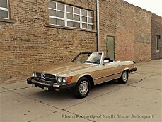 1983 Mercedes-Benz 380SL for sale 100878396