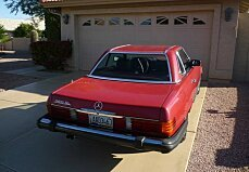 1983 Mercedes-Benz 380SL for sale 100922921