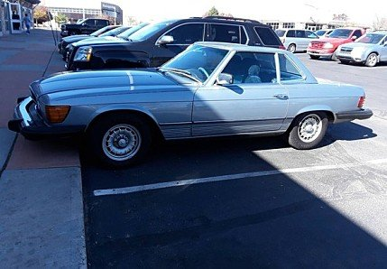 1983 Mercedes-Benz 380SL for sale 100924623