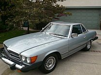 1983 Mercedes-Benz 380SL for sale 100952416