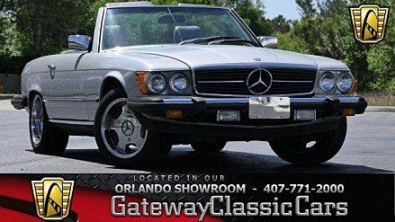 1983 Mercedes-Benz 380SL for sale 100972653