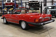 1983 Mercedes-Benz 380SL for sale 100986541