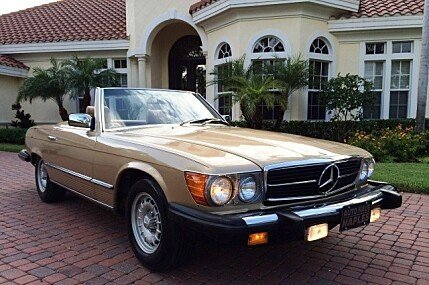 1983 Mercedes-Benz 380SL for sale 100987517