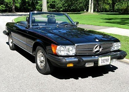 1983 Mercedes-Benz 380SL for sale 100988402