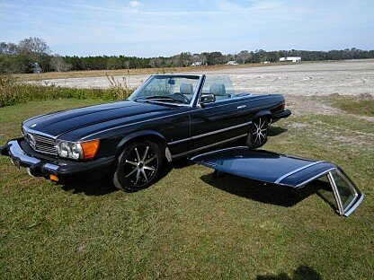1983 Mercedes-Benz 380SL for sale 101009306
