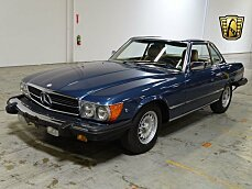 1983 Mercedes-Benz 380SL for sale 101026029