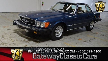 1983 Mercedes-Benz 380SL for sale 101026029
