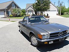 1983 Mercedes-Benz 500SL for sale 100870011